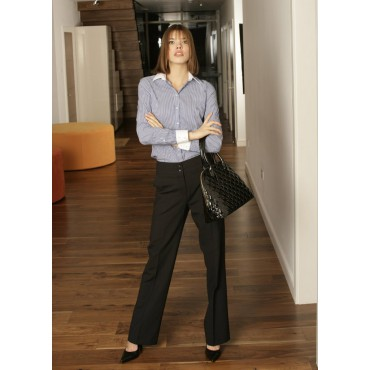 Monique Skopes CorporateWear WWT261-Monique-Trouser-Navy Women Trousers £65.00