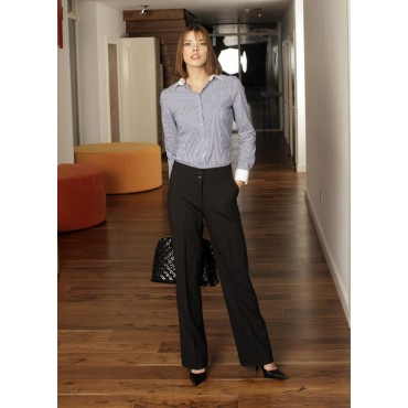 Monique Skopes CorporateWear WWT264-Monique-Trouser-Black Women Trousers £65.00