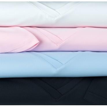 Women's-Tufino-V-Neck-Stretch-Top-2213 Shirt & Blouse