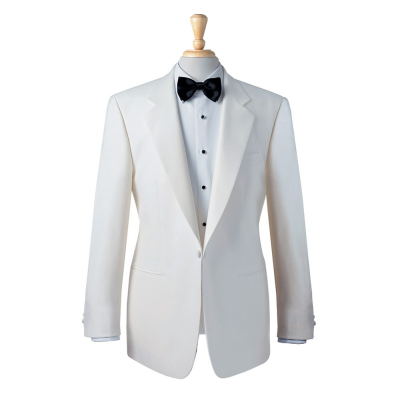 Jackets Brook Taverner Tuxedo-5442A-White Formal Jacket £150.00
