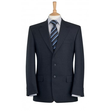 Black-Jacket Brook Taverner Single-Breasted-Black-Jacket-5047C Formal £135.00