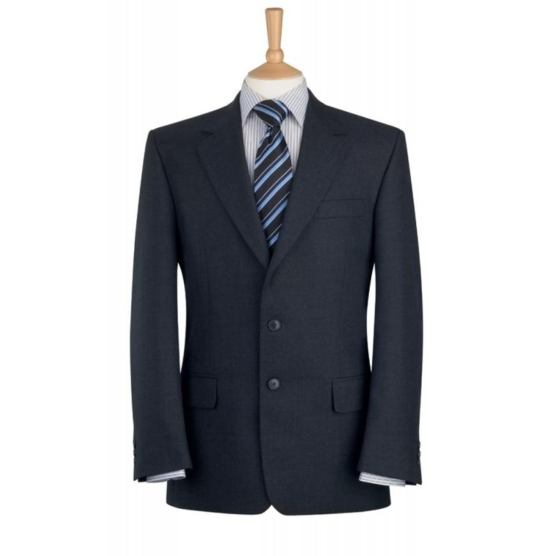 Black-Jacket Brook Taverner Single-Breasted-Black-Jacket-5047C Formal £135.00