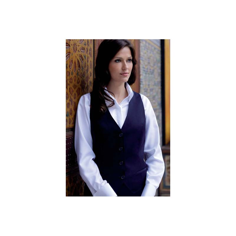Woman Brook Taverner Scapoli-Women-Waistcoat-2200 Sophisticated Woman £43.00