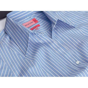 Shirts Brook Taverner Men's-Rufina-Shirt-7540 & Blouse £21.00