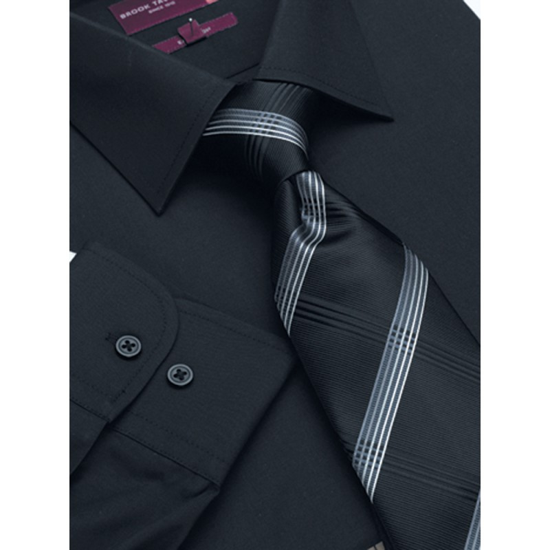 Shirts Brook Taverner Men's-Rapino-Shirt-7539 & Blouse £21.00