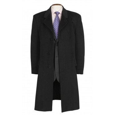 Coats Brook Taverner Croydon-Men-Overcoat-9457 Mix & Match Man £220.00
