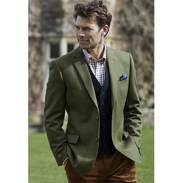 Jackets Brook Taverner Helsinki Pure New Wool Tweed Jacket £240.00