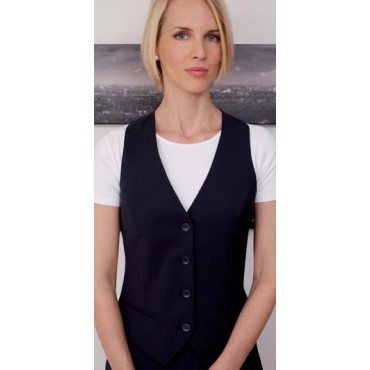 Woman Brook Taverner Bergamo-Women-Waistcoat-2192 Fashion Woman £40.00
