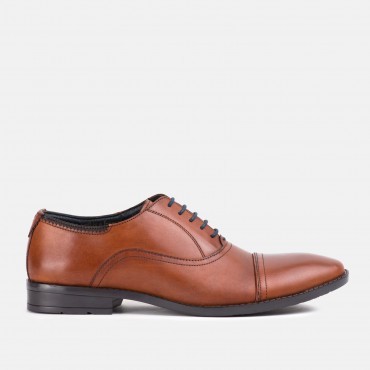 Footwear GoodwinSmith Westminster Dark Tan £100.00