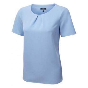 Tops Vortex Designs Libby Sky Blue £22.00