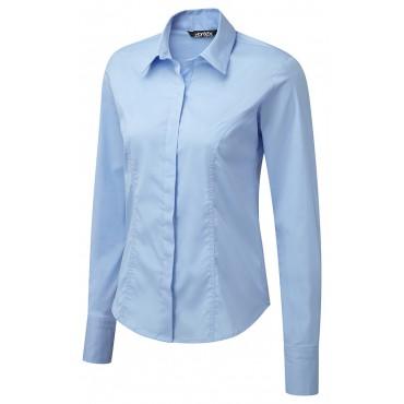 Knitwear Vortex Designs Zoe Long Sleeve Sky Blue £24.00