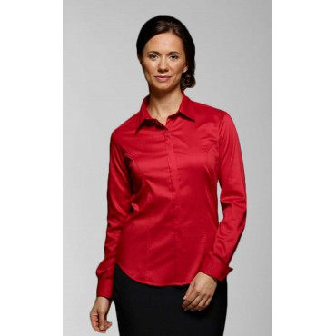 Knitwear Vortex Designs Zoe Long Sleeve Red £24.00