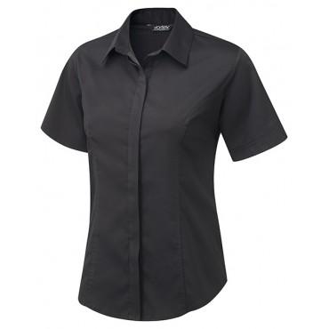 Knitwear Vortex Designs Zoe Short Sleeve Black £22.00