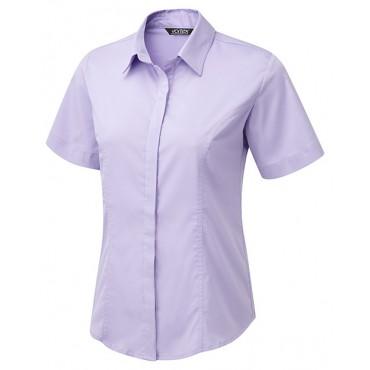 Knitwear Vortex Designs Zoe Short Sleeve Lilac £22.00