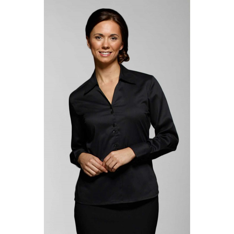 Knitwear Vortex Designs Freya Short Sleeve Black £26.00