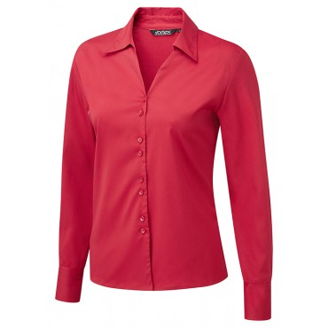 Knitwear Vortex Designs Freya Long Sleeve Red £26.00