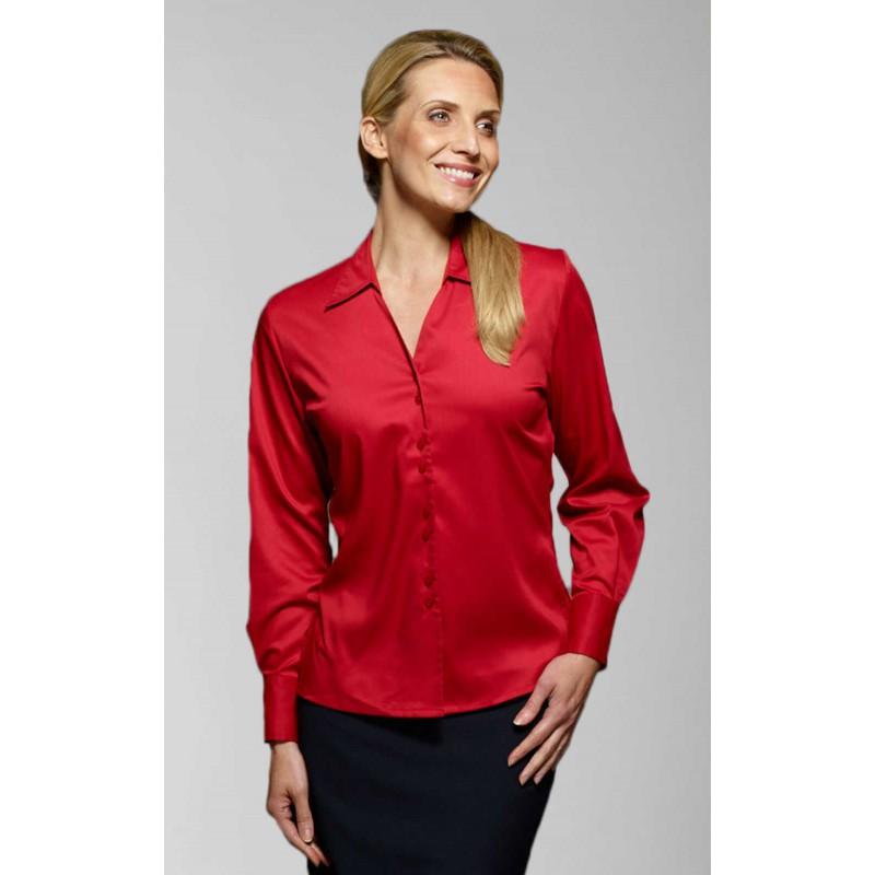 Knitwear Vortex Designs Freya Long Sleeve Red £26.00