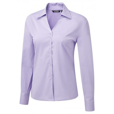 Knitwear Vortex Designs Freya Long Sleeve Lilac £26.00