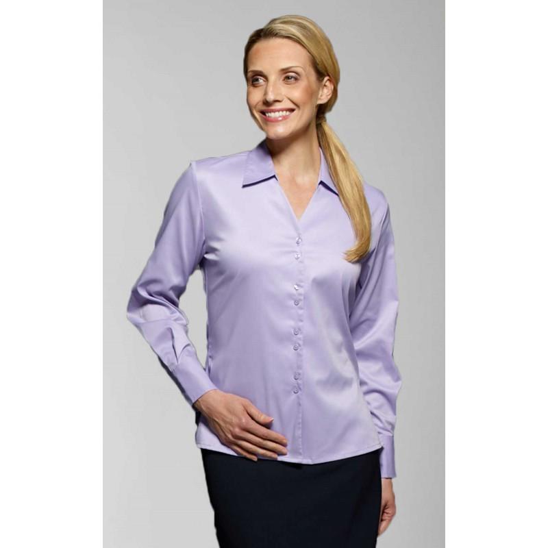 Knitwear Vortex Designs Freya Long Sleeve Lilac £26.00