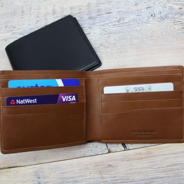 Wallets Byron & Brown Classic 8 Card Wallet £35.00