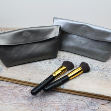 Interiors Byron & Brown Leather Soft Pouch-BB-1567674591 £21.00
