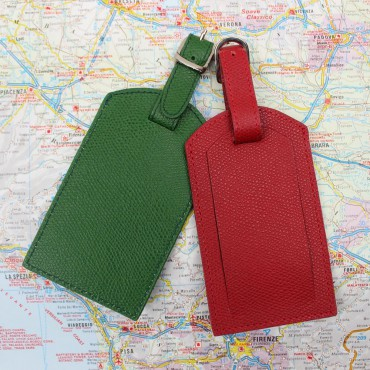 Luggage Byron & Brown Textured Leather Luggage Tag £10.00
