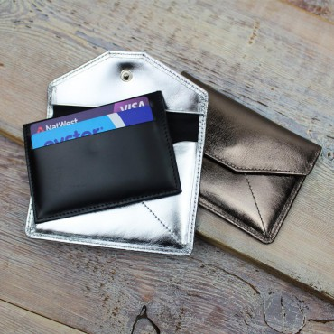Card Holders Byron & Brown Metallic Envelope Card Holder-BB-1567514381 £12.00