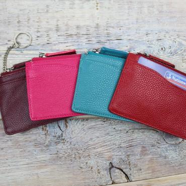 Wallets Byron & Brown Leather Card & Keys Purse-BB-1567437406 £12.00