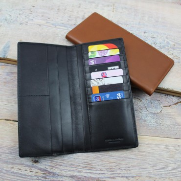 Wallets Byron & Brown Slim 10 Card Jacket Wallet £56.00