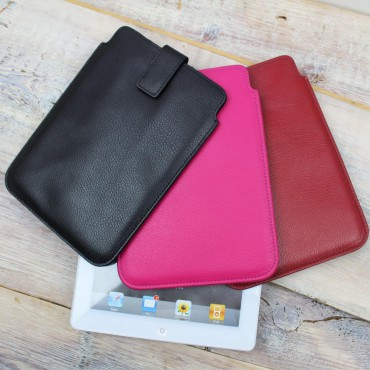 Sleeves Byron & Brown Leather Ipad Mini Sleeve £43.00