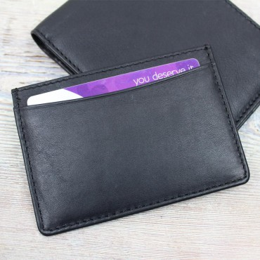 Card Holders Byron & Brown Enzo Nappa 3 Card Holder-BB-1567156108 £10.00