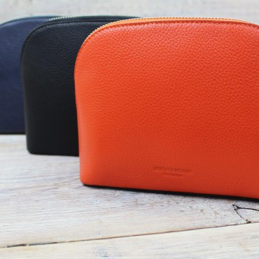 Women Byron & Brown Leather Cosmetics Clutch-BB-1567085971 £30.00