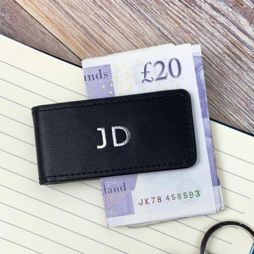 Money Clip Byron & Brown Leather Money Clip-BB-1567003987 £13.00