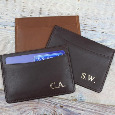 Wallets Byron & Brown Classic 3 Credit Card Holder-BB-1566989521 £16.00