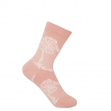 Women PEPER HAROW Delicate Womens Socks - Soft Pink £15.00