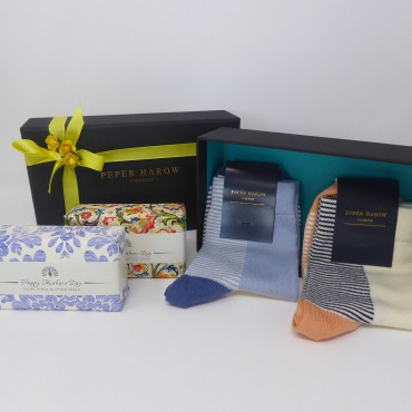 Mother's Day PEPER HAROW Anne Womens Socks - Jasmine £15.00