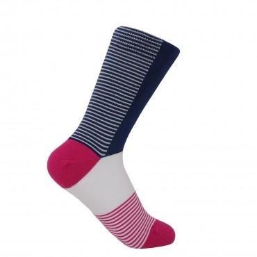 Women PEPER HAROW Anne Womens Socks - Navy £15.00