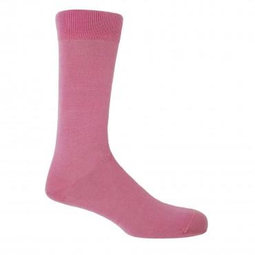 Men PEPER HAROW Classic Mens Socks - Pink £15.00