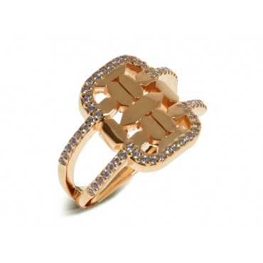 Rings Babette Wasserman Istanbul Rings Gold £116.00