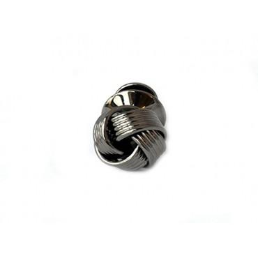 Pins Babette Wasserman Knot Pin Black Rhodium £35.00