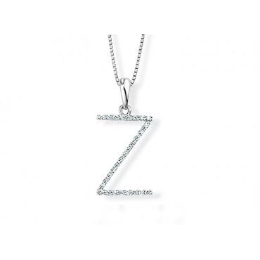 Precious Jewellery Babette Wasserman Letter Necklace Z £690.00