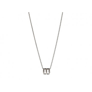 Necklaces Babette Wasserman Triple Spear Band Necklace Silver £103.00