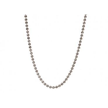 Necklaces Babette Wasserman Moondust Necklace Silver £140.00