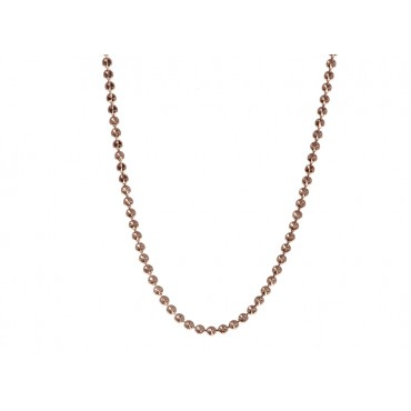Necklaces Babette Wasserman Moondust Necklace Rose Gold £163.00