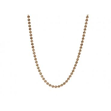 Necklaces Babette Wasserman Moondust Necklace Gold £163.00