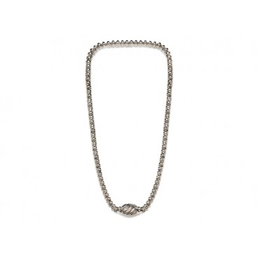 Necklaces Babette Wasserman Cocoon Necklace Silver £430.00