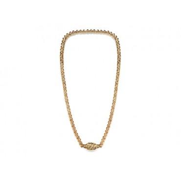 Necklaces Babette Wasserman Cocoon Necklace Gold £430.00
