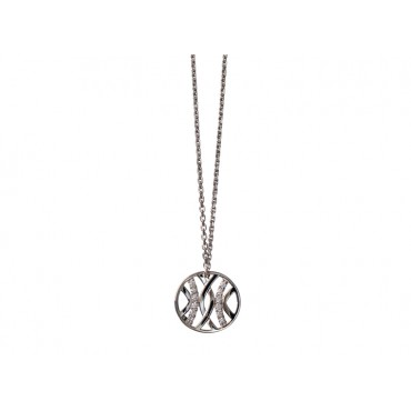 Necklaces Babette Wasserman Espalier Necklace Silver £103.00
