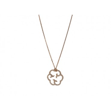 Necklaces Babette Wasserman Cloud Necklace Rose Gold £92.00