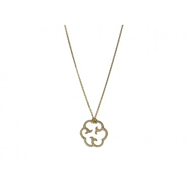 Necklaces Babette Wasserman Cloud Necklace Gold £92.00